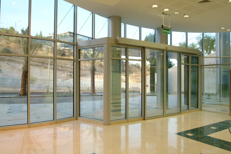 Curtain Wall Petra Aluminium